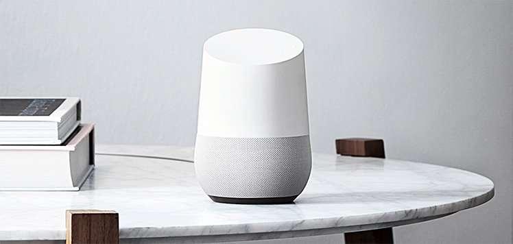 Google Home & More Top Tech
