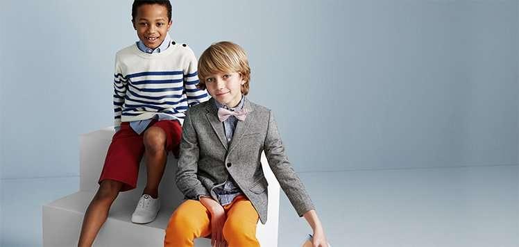Classroom Style for Boys