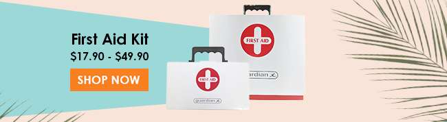 Shop Guardian First Aid Kits here!