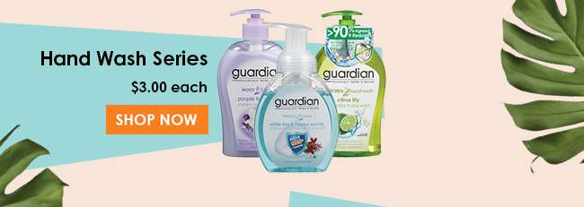 Shop Guardian Hand Wash Series here!