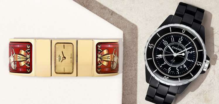Chanel & More Vintage Watches