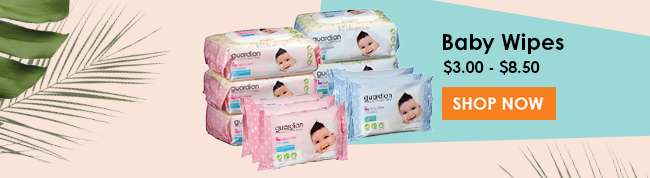 Shop Guardian Baby Wipes here!