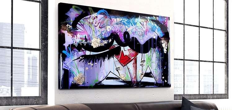 Art Bazaar With iCanvas