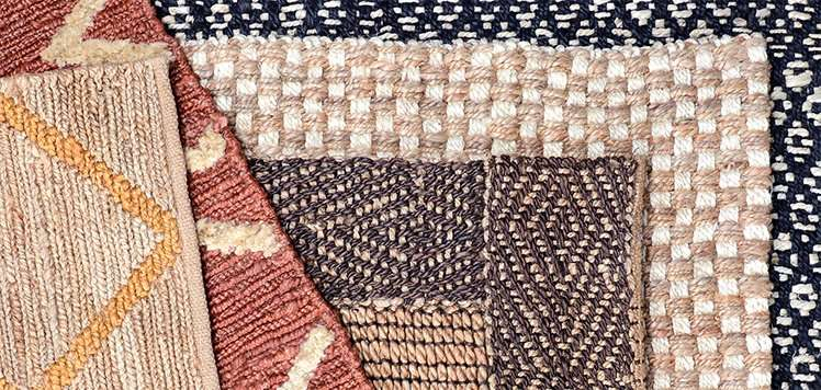 Textured Rugs: Shag to Jute