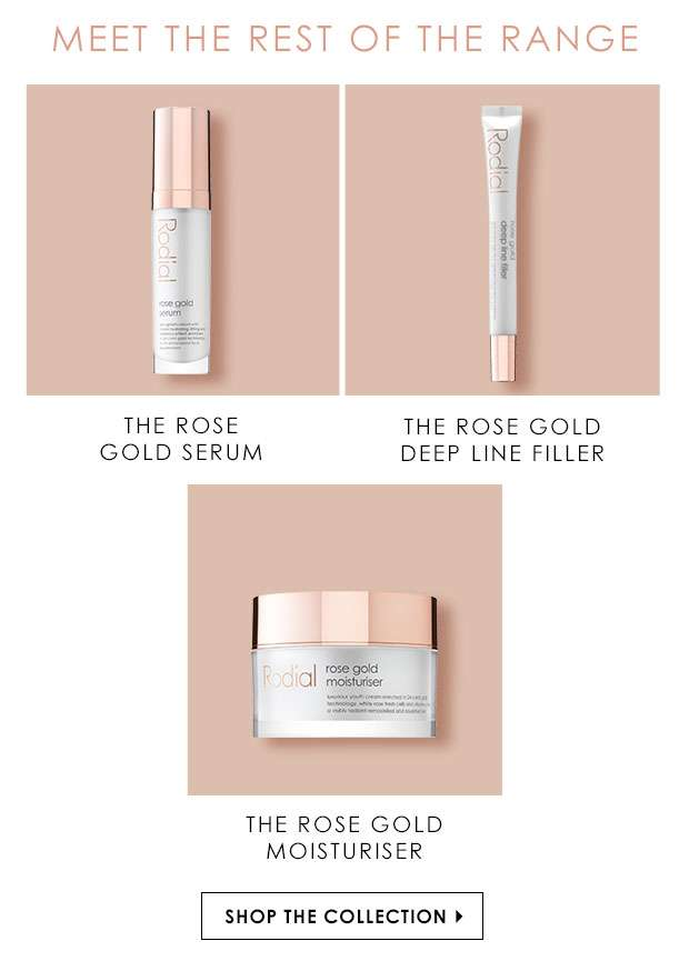 Meet the Rest of the Rose Gold Range