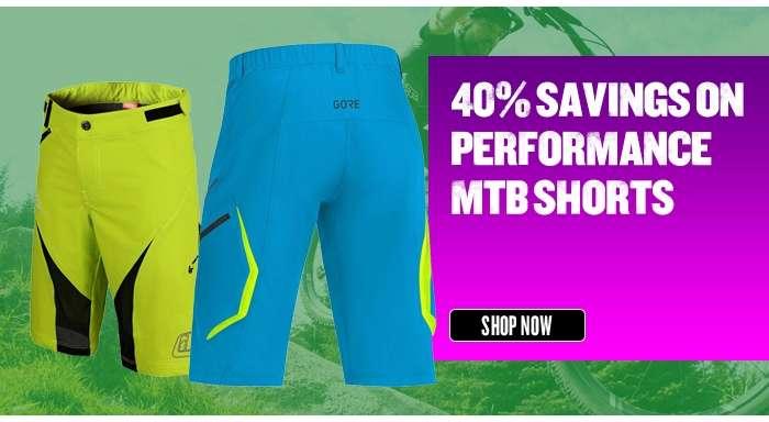 MTB clothing and footwear