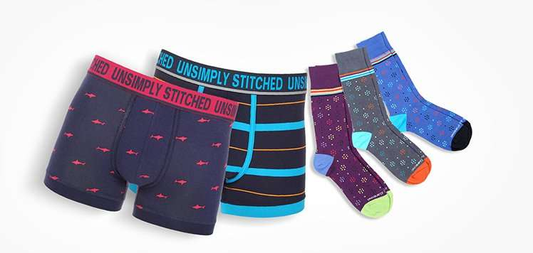 Unsimply Stitched & More Necessities