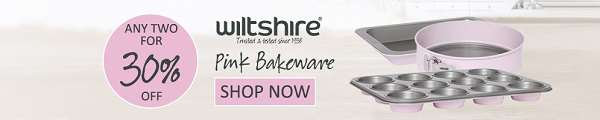 Awesome bakware with wiltshire