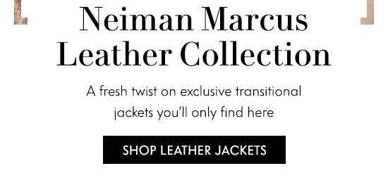 Shop Leather Jackets