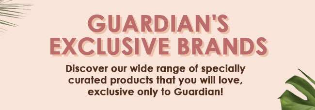 Guardian's Exclusive Brands