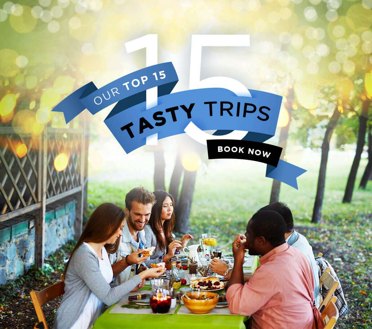 Check out our top food destinations!