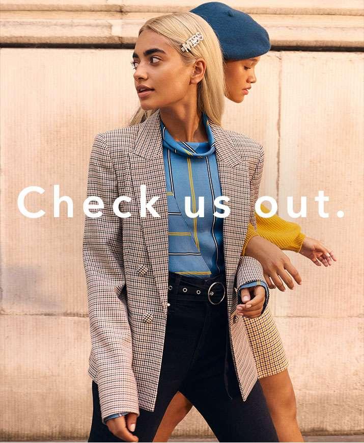 Check Us Out - Shop Checks