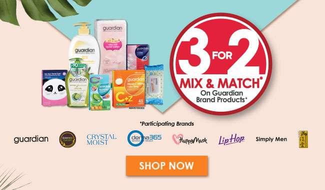 Mix & Match 3 For 2 Deals now!