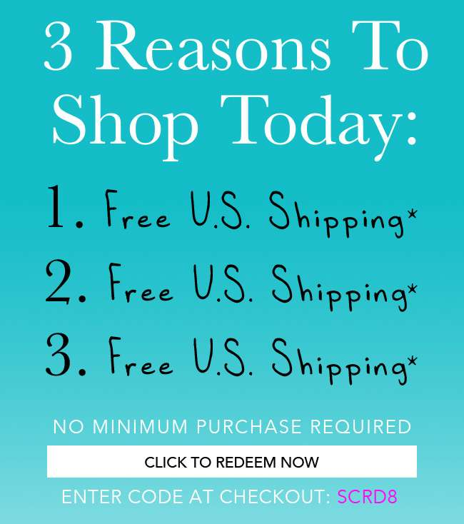 Free U.S. Shipping. Shop Now