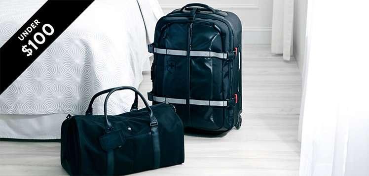 Upgraded Luggage