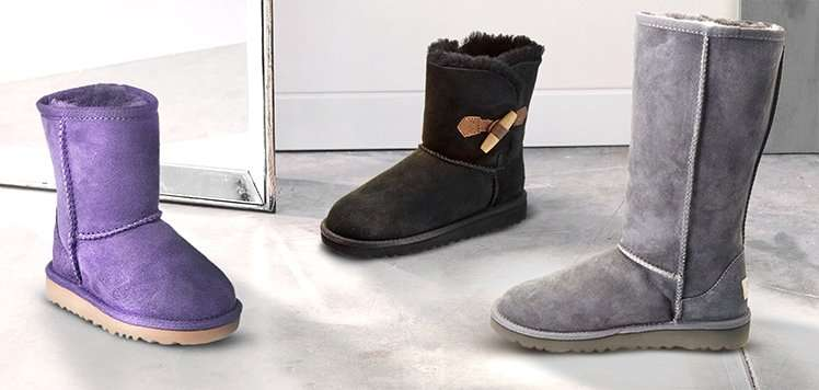 Winter Boots for Kids With UGG