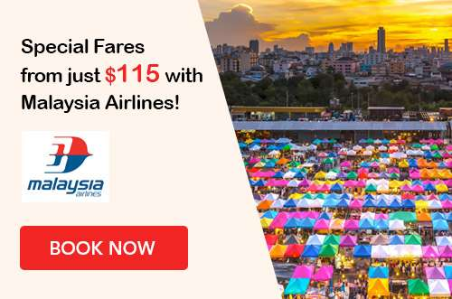 Fantastic destinations just a quick click away with Malaysia Airlines