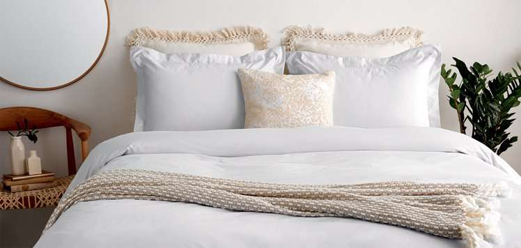 Go Big or Go Home: Bed & Bath With Saks Fifth Avenue