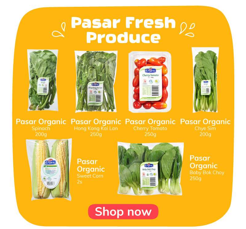 Pasar Fresh Produce