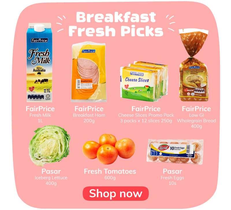 Breakfast Fresh Picks