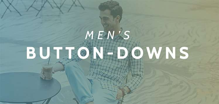 All Under $40: Men's Button-Downs