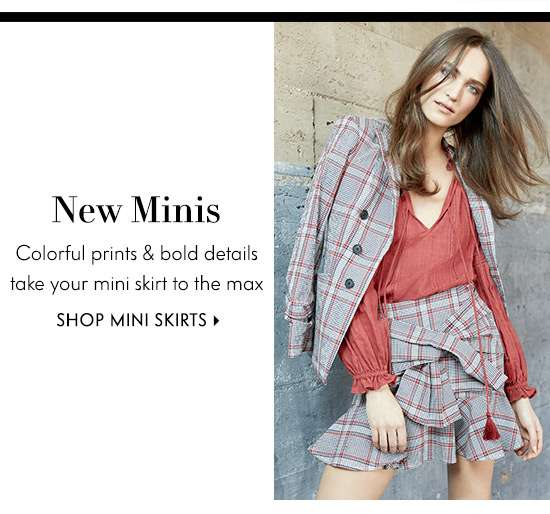 Shop Mini Skirts