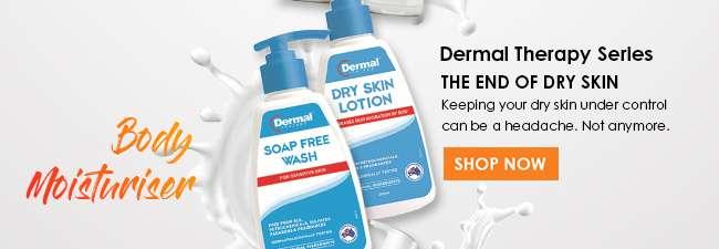 Shop Derma Therapy Series