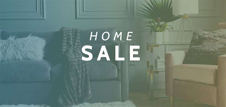 70% Off Everything for Home