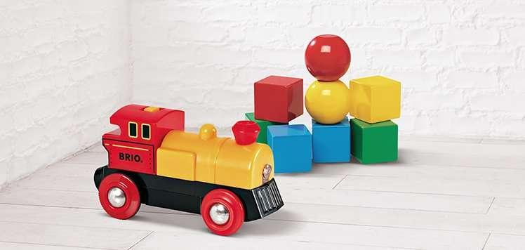 Kids' Toys With BRIO