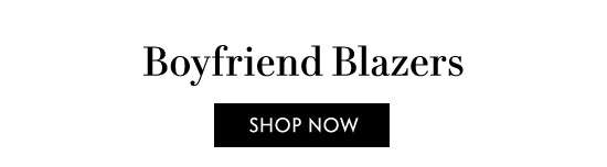 Shop Boyfriend Blazers