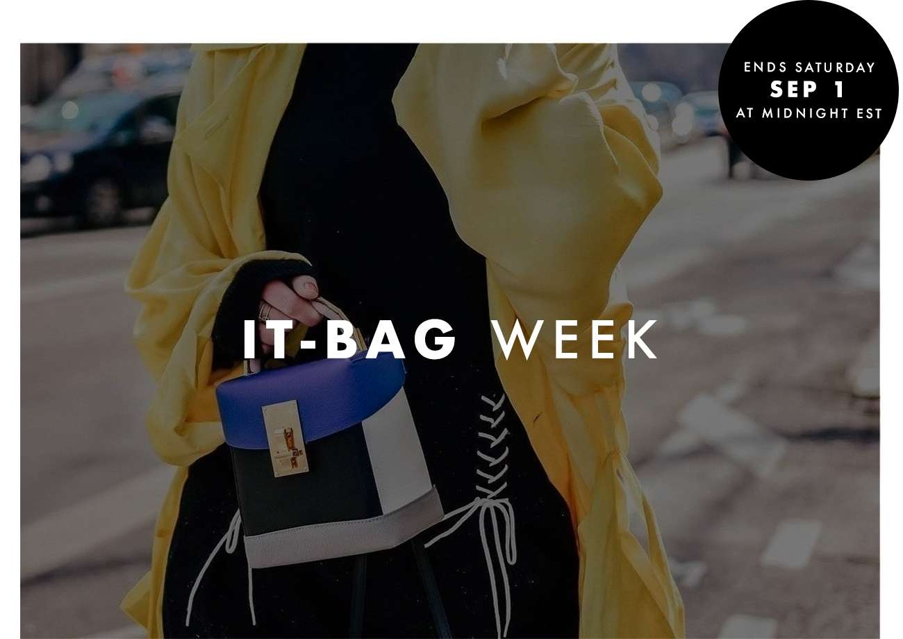 IT-BAG WEEK