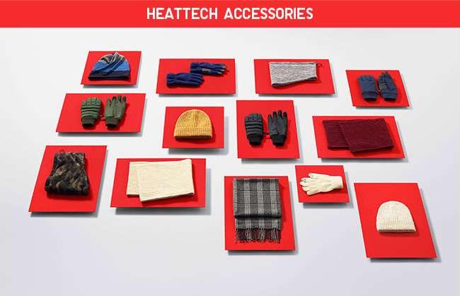 Heattech Accessories
