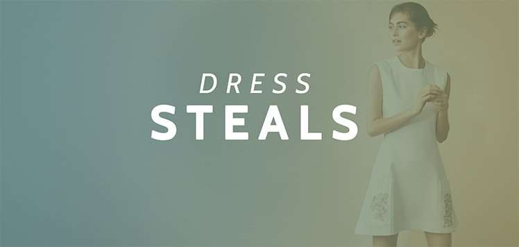 Up to 80% Off Dresses
