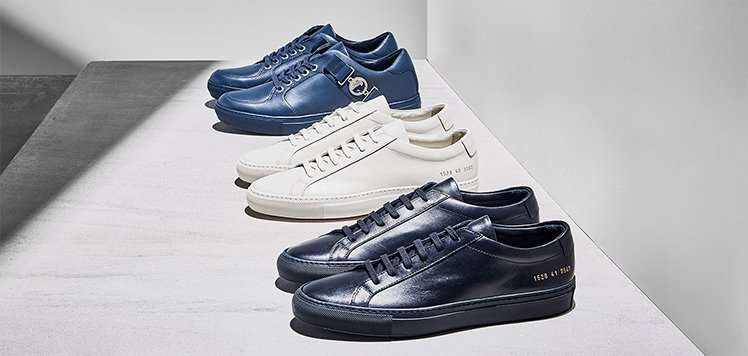 Common Projects & More Signature Sneakers
