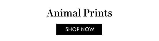 Shop Animal Prints