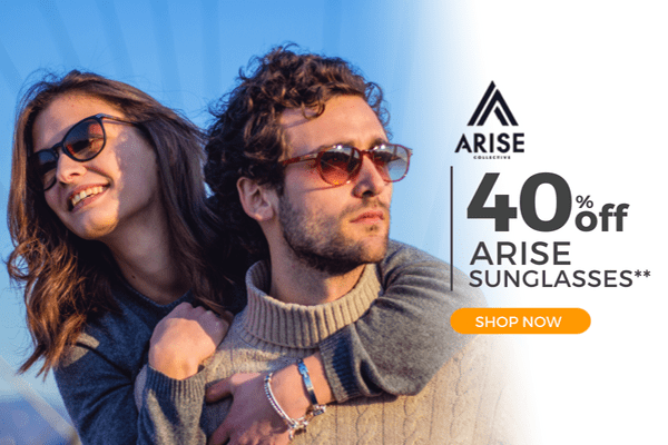 Arise and shine great confidence with stylish yet affordable Arise sunglasses!