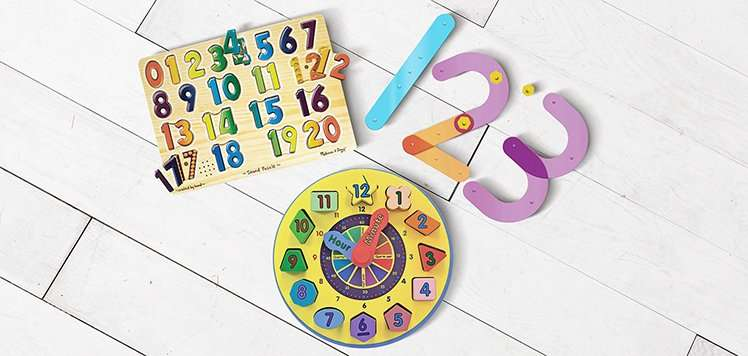 Educational Toys, Games & Crafts