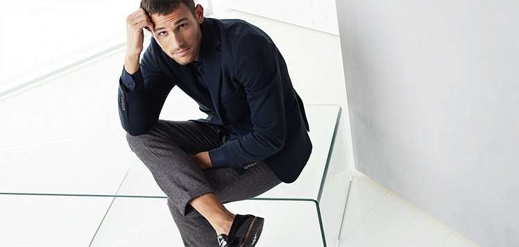 Paul Taylor & More Core Suiting
