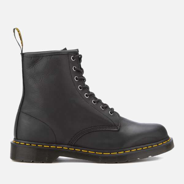 Dr. Martens Men's 1460 Carpathian Full Grain Leather 8-Eye Boots - Black