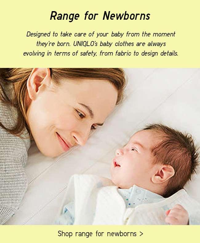 Newborn's Range