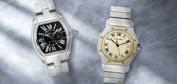 Cartier & More Vintage Watches