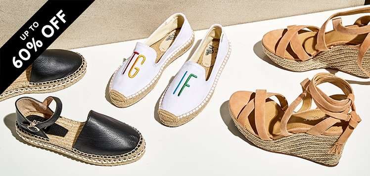 Still Time: Espadrilles