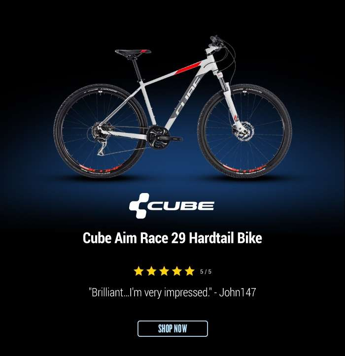 Cube Aim Race 29 Hardtail Bike