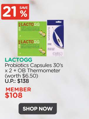 Lactogg Probiotics