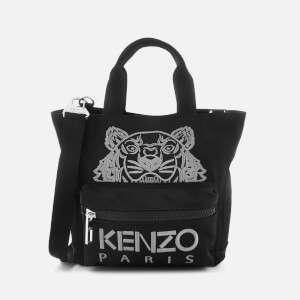 KENZO Women's Icon Mini Tote Bag - Black