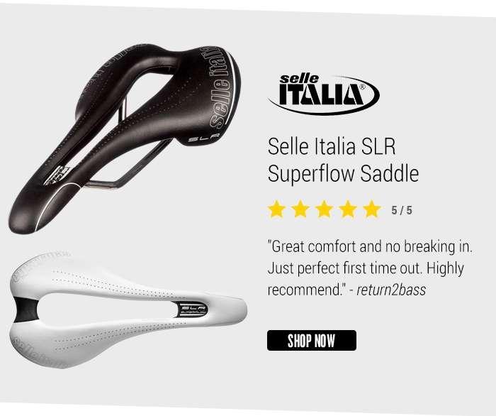 Selle Italia SLR Superflow Saddle