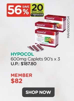 Hypocol Caplets