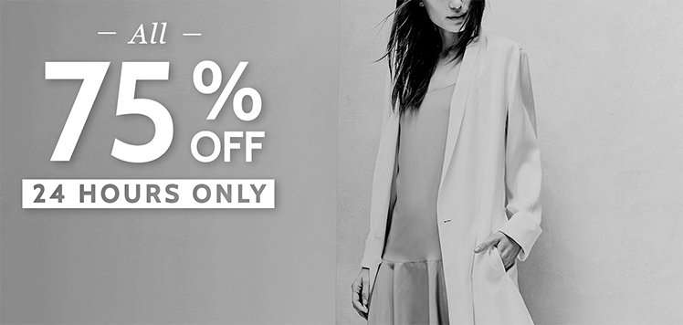 Everything on Sale: Women's Edition