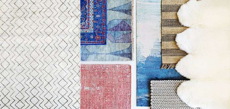 Colorful Fall Rugs