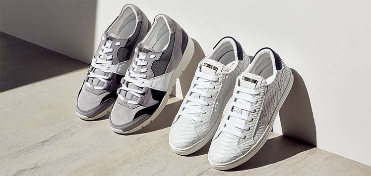 Dsquared2 & More Modern Sneakers